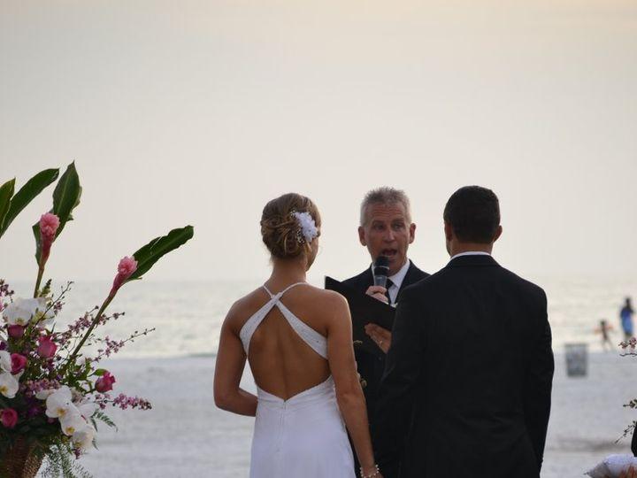 Tmx 1342658806817 FinkBellTheSandpearlResort Atlanta wedding officiant