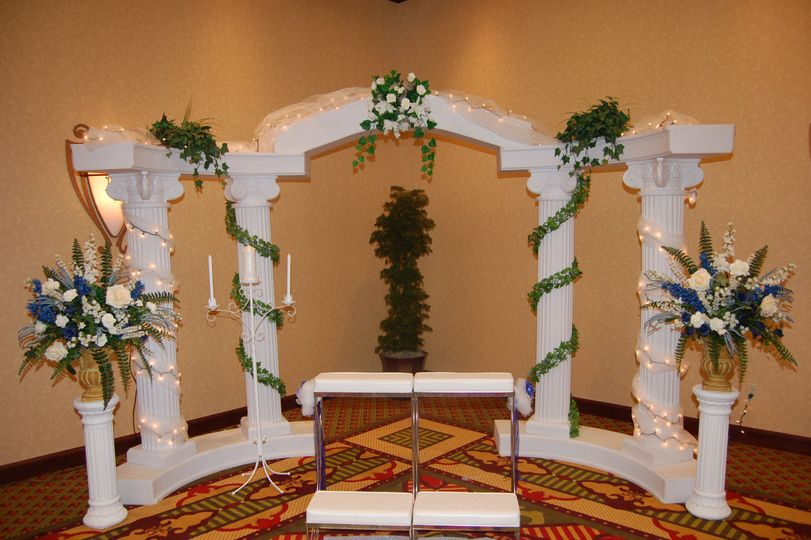 Traditional Ceremony arch