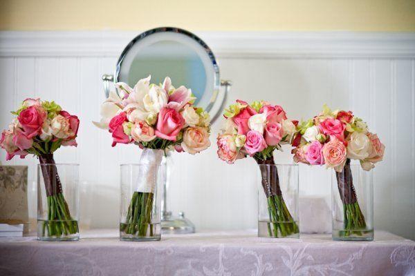Tmx 1272090075881 PinkBouquets Portland wedding florist