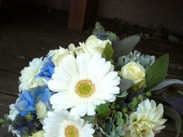 Tmx 1362612089576 Bluewhite Portland wedding florist