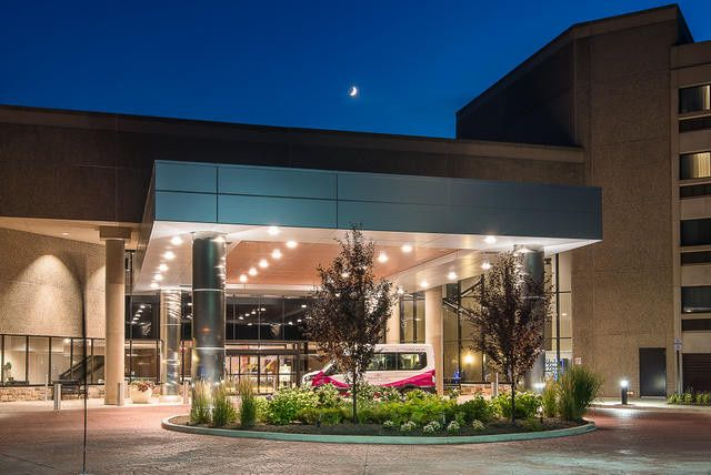Welcoming to the Crowne Plaza Princeton