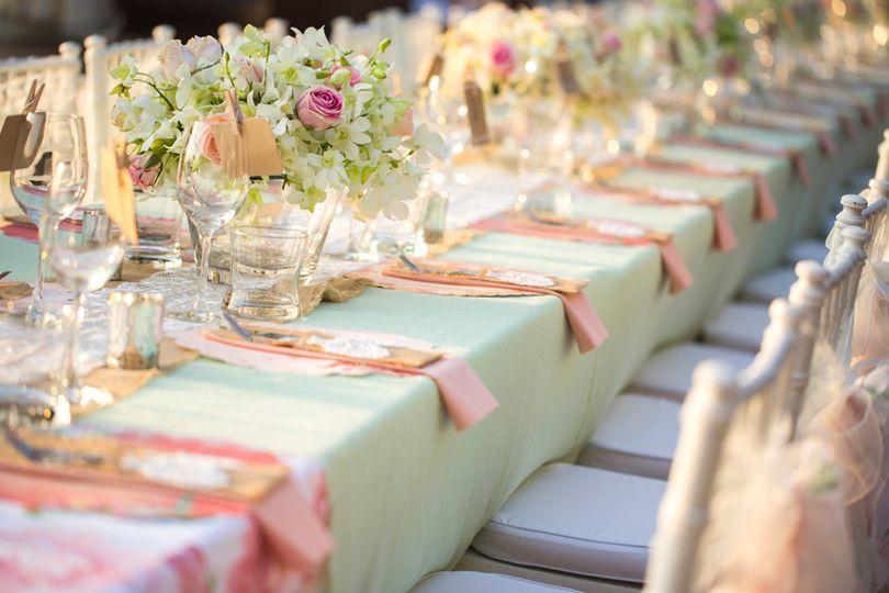 Polyester Table Linen & napkin