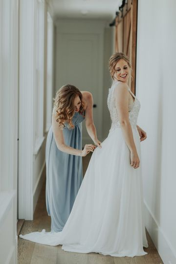 Maid of Honor Moments