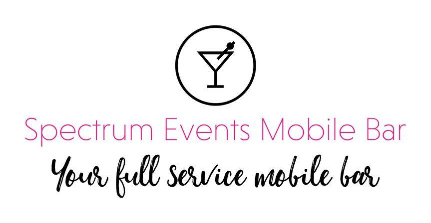 Spectrum Events Mobile Bar