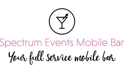 Spectrum Events Mobile Bar 1