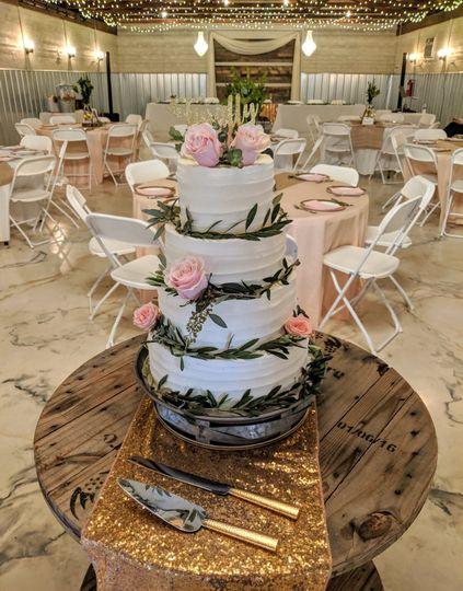 pink rose wedding cake 51 1200607 159905919063809