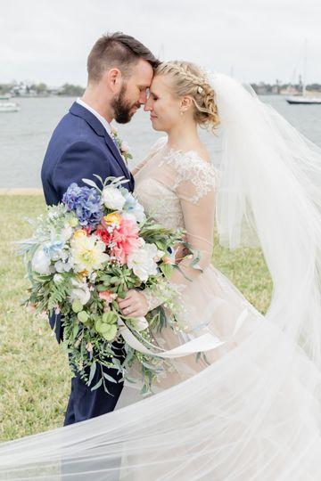 Wedding in St-Augustine
