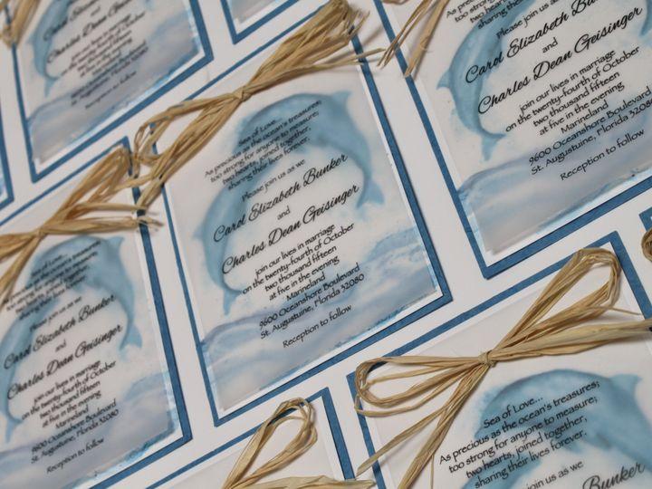 Tmx 1454692310566 Img5764 Fallbrook wedding invitation