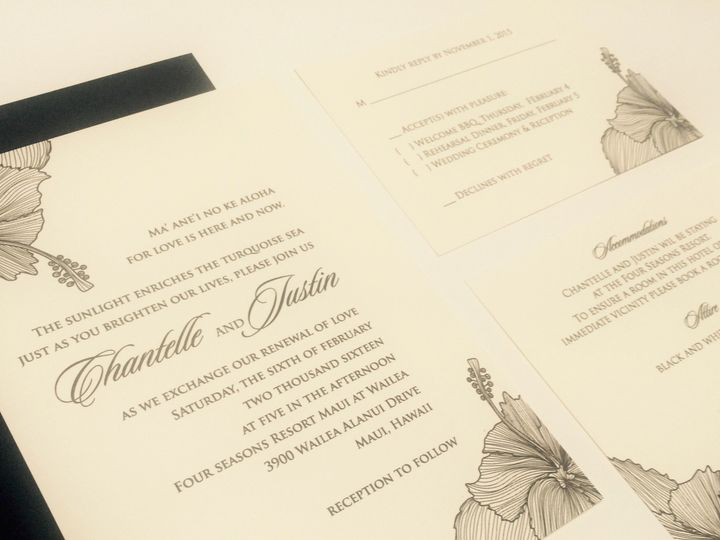 Tmx 1454692581935 Img5693 Fallbrook wedding invitation