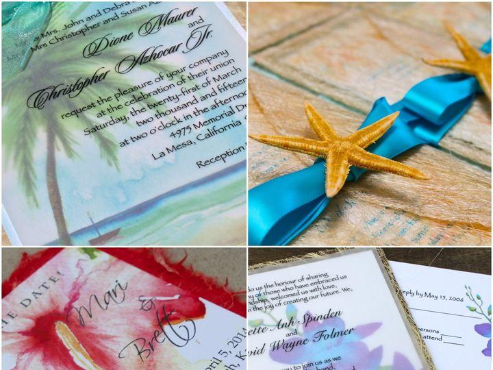 Tmx 1454693659562 Dblsplash1.15 Fallbrook wedding invitation
