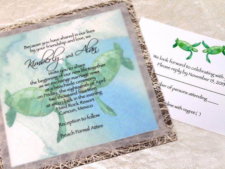 Tmx 1454693687027 Honusinamaylaceinvite Fallbrook wedding invitation