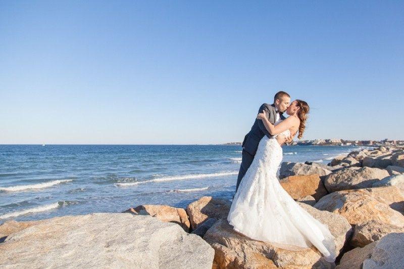 Nantasket Beach Resort Wedding Photos