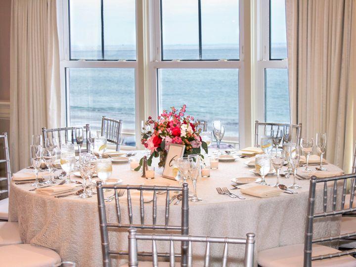Tmx 1463159787182 1 Table.floral  Ocean Hull, MA wedding venue