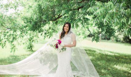 The wedding of Ben and Jacinda