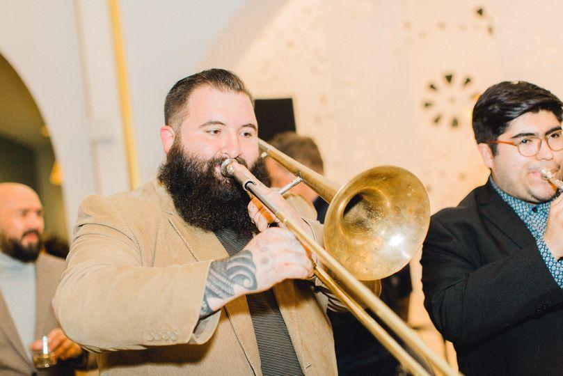 Brass Players 1