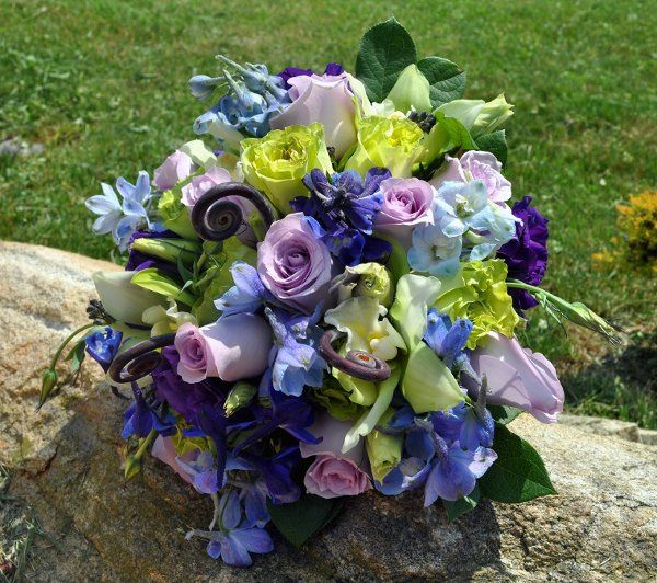 Tmx 1291047154567 St.Agnes.Catholic.Church.bridal.bouquet.West.Chester.Wedding.Florist Downingtown, PA wedding florist