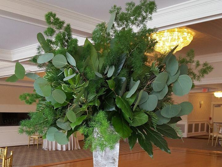 Tmx All Greenery Pilsner 51 533607 160009111089503 Mendon wedding florist