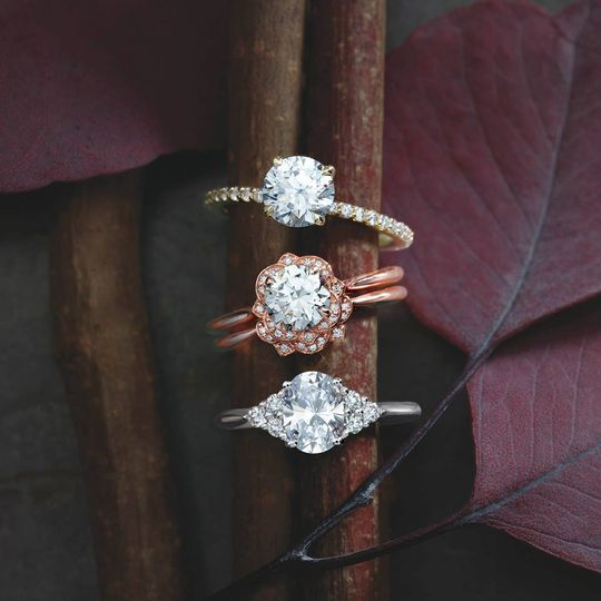 Stuller engagement rings