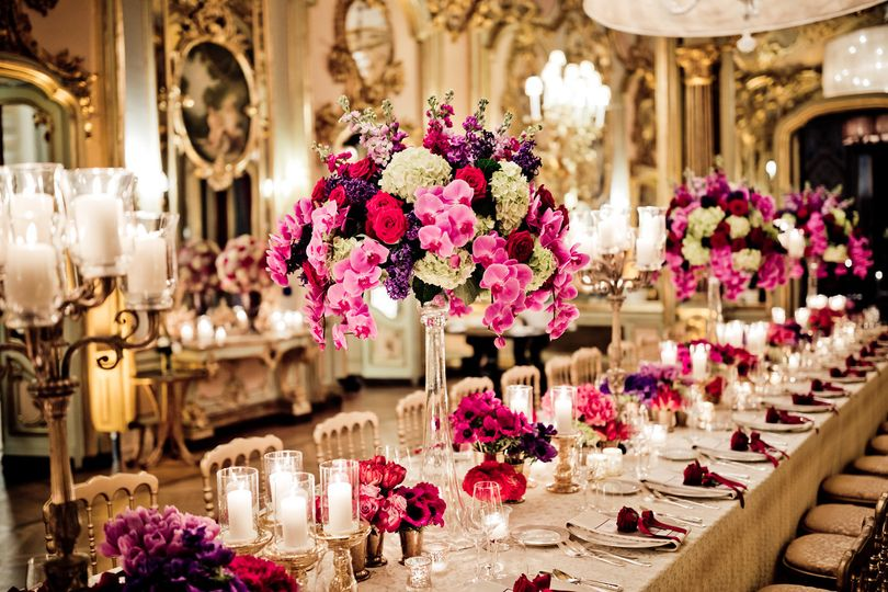 Luxury wedding in Florence