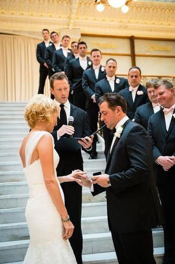 cassata wedding
