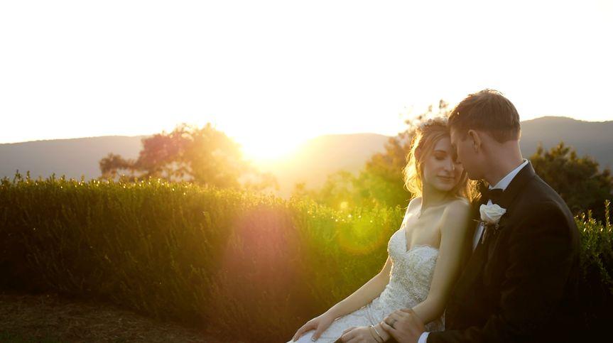 Midlothian wedding videographe