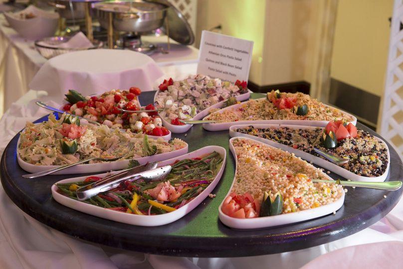 bridal tasting hilton garden inn garden inn 0022