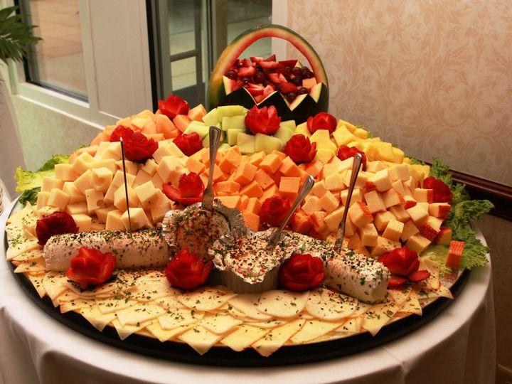 Tmx 1373560908931 Cheese Display Fairfax, VA wedding venue