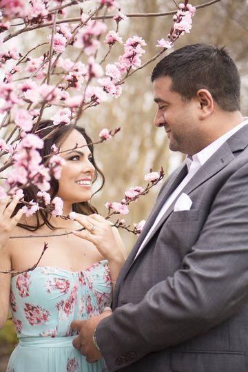 Engagement/Dallas Arboretum