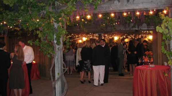 Dance the night away under twinkling lights in a historic barn. Simply beautiful, so romantic and so...
