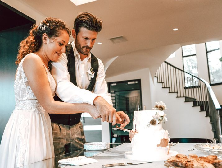 We Love A Good Cake Cutting!