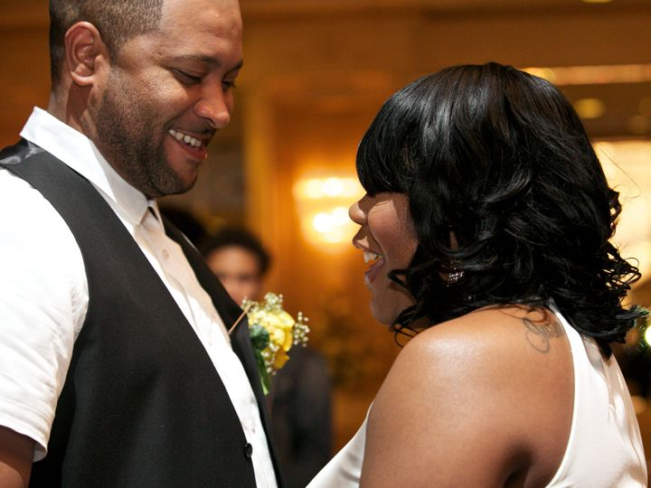 Tmx 1448848769213 Looking At Eachother Woodbridge, NJ wedding dj