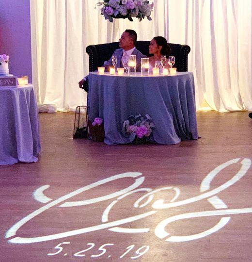 Center table couple