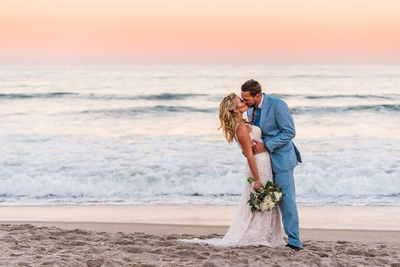 Pelican Beach Wedding