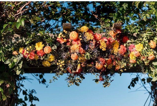 Custom Arbor Florals