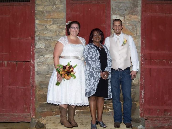Tmx 1473477801720 Jodyandkevin Wrightsville wedding officiant
