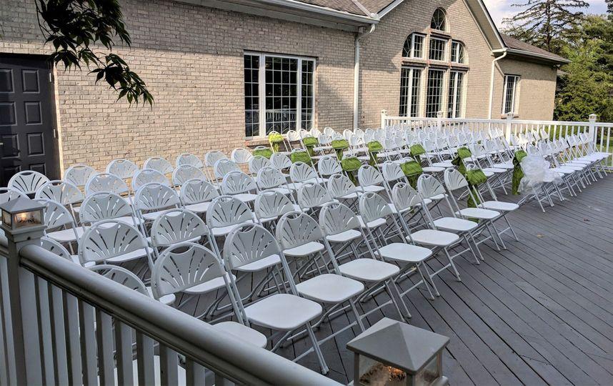 Ceremony set up 120