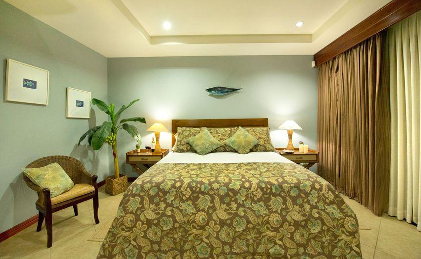 Bedroom Casa Rio Mar