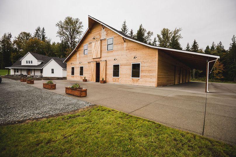Barn + Bridal Cottage