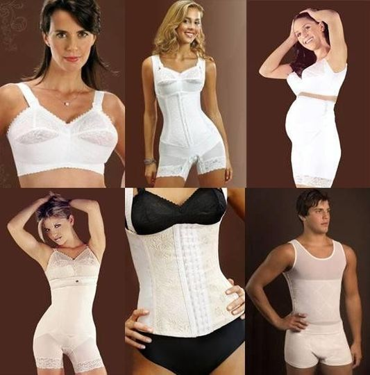 Official Houston Ardyss Body Magic & Shapewear Garments
