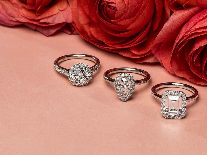 Tmx Halo Rings 51 300707 158733236262970 Costa Mesa, CA wedding jewelry