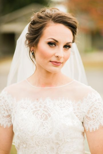Pretty bride| Andrew allen morton photography