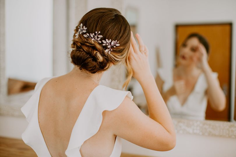 The bride|30 miles west photography