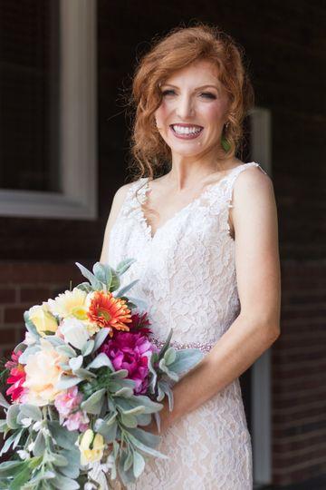 Pretty bride|briana owen photography