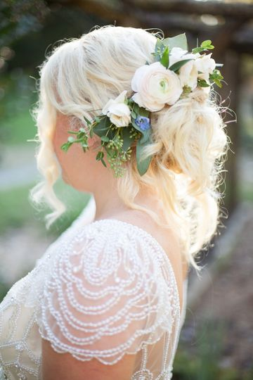 White flower|krista lee photography