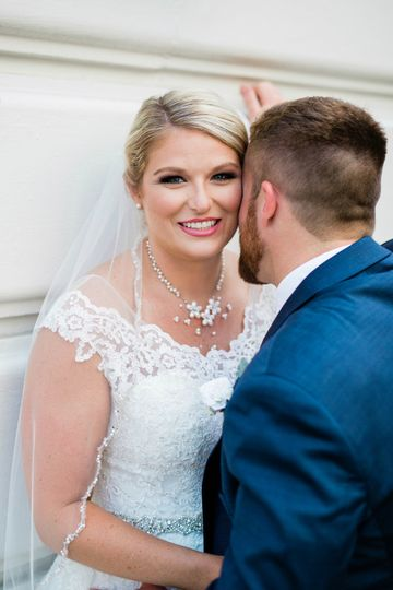 The bride and groom|zoe life photography