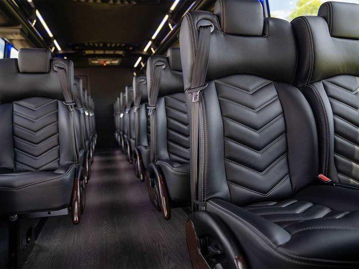 Tmx Executive Mini Coach Rental 51 371707 160631976848096 Troy, MI wedding transportation