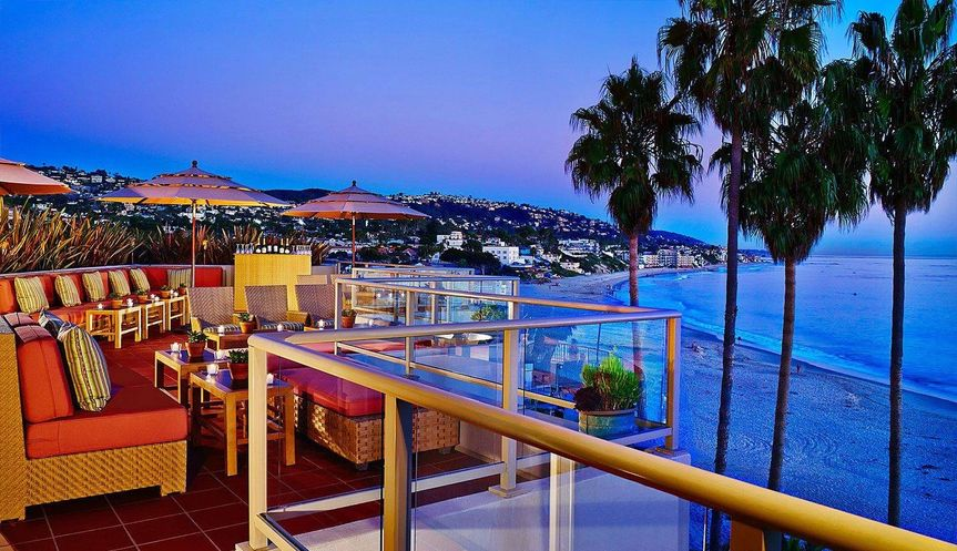 Pacific Terrace rooftop bar