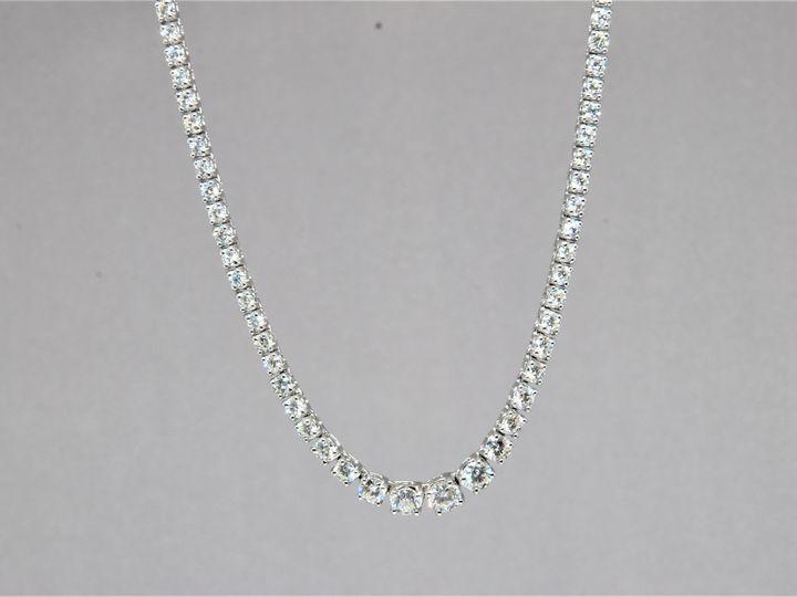 Tmx Diamond Riviera Necklace 1 51 1942707 158170001675065 Chicago, IL wedding jewelry