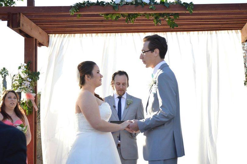 Mason Backyard Wedding