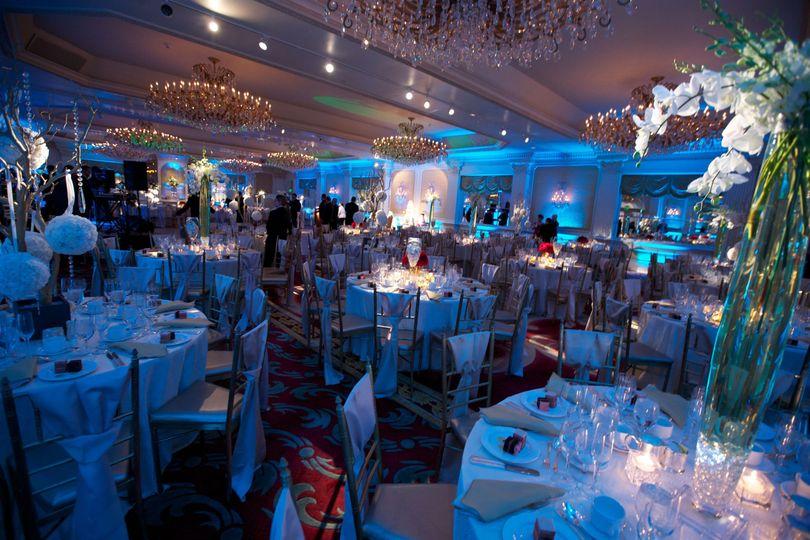 Reception venue